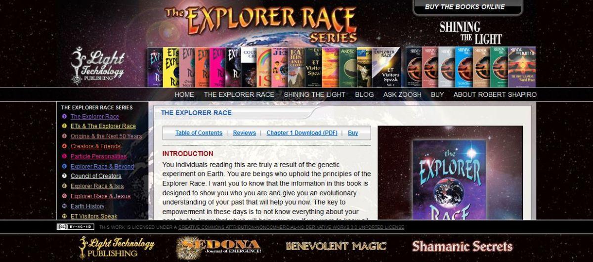 The Explorer race series