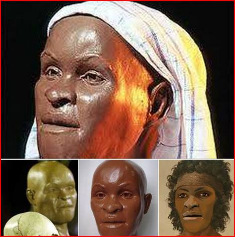 What the Olmecs looked like